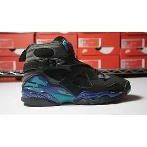 Nike Air Jordan 8 VIII Retro Aqua Youth Size 5Y